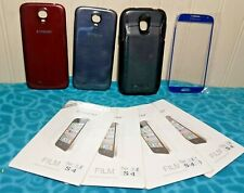 Samsung Galaxy S4 Accessories / Screen Protector, LCD Glass, Back covers, Case