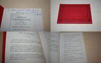 Bibliographie de la Bibliothèque Elzévirienne (1853-1898)- Dédicacé par l'auteur