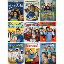 Scrubs Complete TV Series All 1-9 Seasons DVD Set Collection Episode Bundle Show