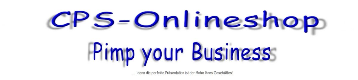 CPS-Onlineshop