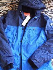 Gio Goi Jukna Men's Jacket Olympic Blue  size XL