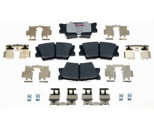 Disc Brake Pad Set-Element3; Hybrid Technology Rear Raybestos EHT1212H