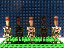 LEGO Star Wars Minifigure Lot of Assassin Droids x5