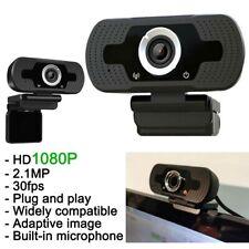 More details for usb 2.0 1080p autofocus hd webcam camera with microphone for pc desktop computer