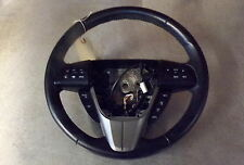 11994 D8A 2009-2013 MAZDA 3 BL TS2 THREE SPOKE MULTIFUNCTION STEERING WHEEL