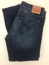 Levi Strauss Size 28 Boyfriend Skinny Jeans Denim Women's 31x25