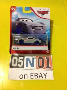 Disney Pixar Cars - Jae Jay #94 Rust Eze Racing Centre Official Diecast (FB02)