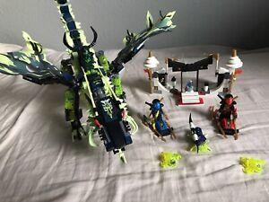 LEGO NINJAGO Attack of the Morro Dragon - 70736