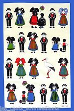 BEAUVILLE, BELLE ALSACE (BEAUTIFUL ALSACE FRANCE) FRENCH KITCHEN / TEA TOWEL