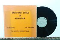 Nassoons, Princeton Band, Tigertones - Traditional Songs Of Princeton, LP 1960s
