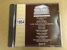 CD / DE PRE HISTORIE 1954 - OLDIES COLLECTION