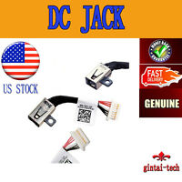 """DC POWER JACK W/ CABLE FOR Dell Inspiron 13.3"""" 2-in-1 i5368-2405GRY"""