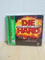 Die Hard Trilogy Playstation 1 PS1 Greatest Hits Game Complete w/ Manual