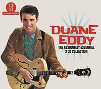 Duane Eddy The Absolutely Essential Remastered 3 CD Digipak NEW