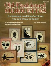 Old Fashioned Silhouettes by David Sheets/Plaid #7777