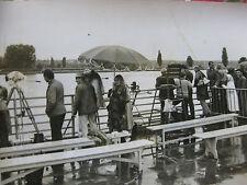 Photo presse vintage 1963 Championnats du monde ski nautique à Vichy