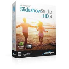 Ashampoo slideshow Studio HD 4 Dt. versione completa ESD download solo 8,99!!!