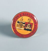 Paignton & Dartmouth Railway Enamel Pin Badge