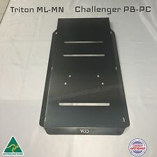 Triton ML - MN  Transmission Protection Bash Plate  3mm Mild Steel