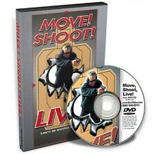 DVD Move! Shoot! Live! Learn to survive a gunfight 7750