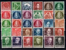 Berlin Sammlung 1950 - 1990 komplett sauber postfrisch mit BPP geprüften