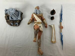 ARH Studios ZEUS GREEK GOD 1/4 Scale Sideshow USED broken