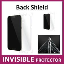 Samsung Galaxy S7 Edge INVISIBILE PARTE POSTERIORE Proteggi Schermo Pellicola