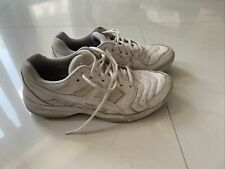 womens asics tennis shoes size 9 👟