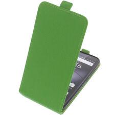 Tasche für Gigaset GS160 / GS170 FlipStyle Handytasche Schutz Hülle Flip Grün