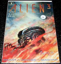 Alien 3 #1 (7.5) Dark Horse Comics