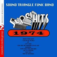 Sound Triangle Funk Band - Super Hits 1974 [New CD] Manufactured On Demand