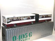 NZG 5422, Mercedes-Benz O 405 G Schubgelenkbus Bus, rot/weiß, 1/50, OVP
