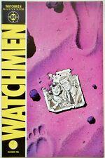 Watchmen #4 (of 12) (Dec. 86') Nm- (9.2) Origin Dr. Manhattan/ A. Moore Scripts