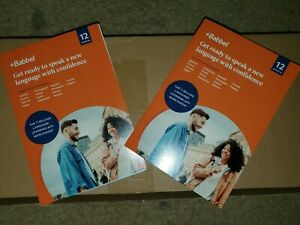 Babbel: Learn one of 14 Languages 12 Month Subscription Key-Code only (No cd)