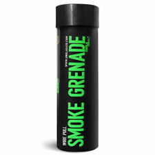 Enola Gaye WP40 GREEN Smoke Grenade Airsoft Photography Paintball Film Tactical