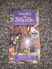 Wee Sing in Sillyville by Susan Hagen Nipp 1989 VHS