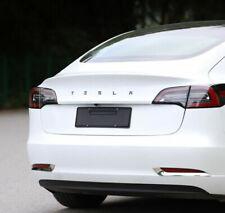 """Trunk """"Tesla"""" Letters Emblem for Tesla Model 3 & Y"""