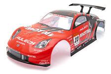 Nissan 370Z Fairlady Z Body Shell Red 190mm