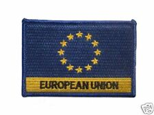 European Union Embroidered Flag patch-Iron on orSew