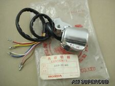 NOS Honda CG110 CG125 JX110 JX125 CB125S Handle Switch RH  P/N 35150-397-003 JP
