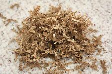 8oz Natural Brown Tan Gift Basket Shred, Crinkle Cut Paper Bedding Grass Filler