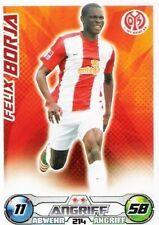 Match Attax  Felix Borja #214  09/10