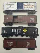 Set of 4 Lionel Trains w/ Original Packaging Boxes: 19815, 19255, 19324 & 19924