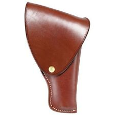 Leather Flap Holster for Colt 1911, Glock 17 19 22 23, Sig P226 220, Ruger #7114
