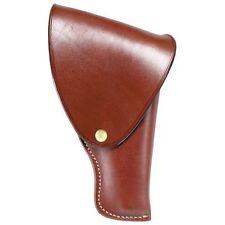 Leather Flap Holster for Colt 1911, Glock 17 19 22 23, Sig P226 220, Ruger #7114