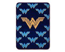 DC Comics Wonder Woman Super Soft Plush Throw  46x60 in