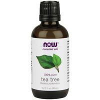 Now Foods Tea Tree Oil - 2 fl oz made in USA FREE SHIPPING