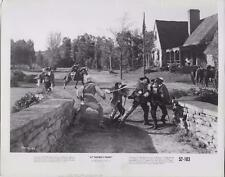 "Scene from ""At Swords Point""1952 Vintage Movie Still"