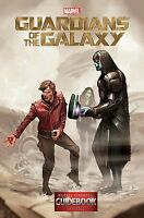 MarvelComicsCinematic Universe Guidebook - Guardians of the Galaxy - New