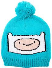 Oficial De Adventure Time-Finn-Azul Bobble Sombrero